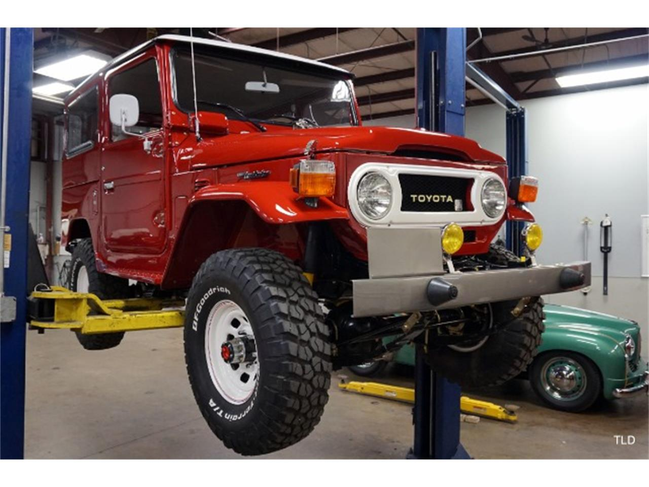 Large Picture of 1978 Toyota Land Cruiser FJ - $42,000.00 Offered by The Last Detail - QK64
