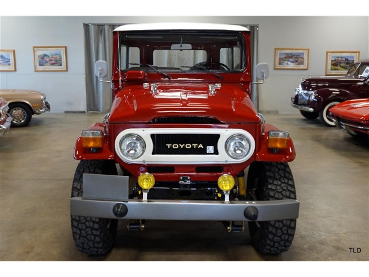 Large Picture of '78 Toyota Land Cruiser FJ located in Illinois - $42,000.00 Offered by The Last Detail - QK64