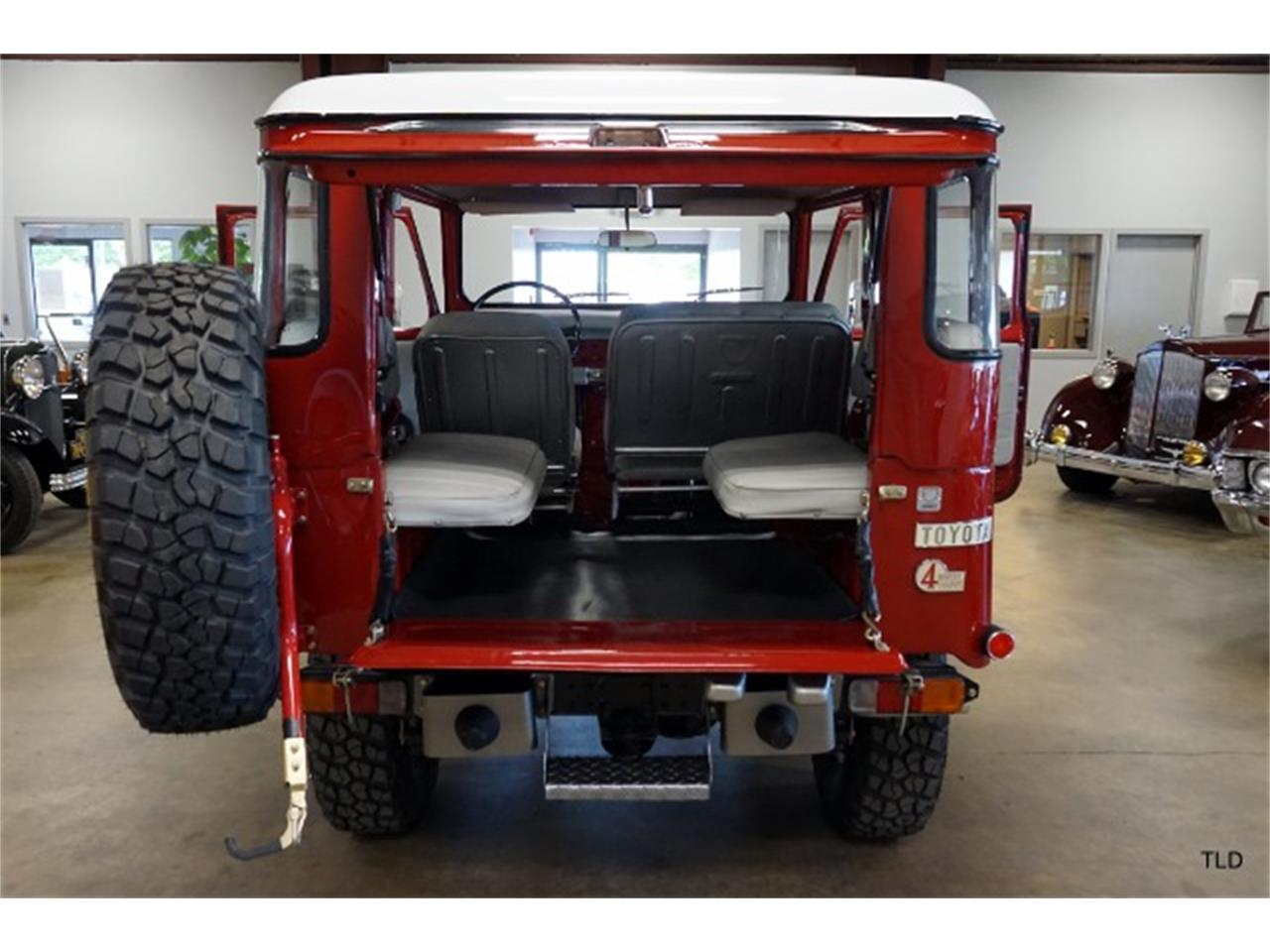 Large Picture of '78 Toyota Land Cruiser FJ Offered by The Last Detail - QK64