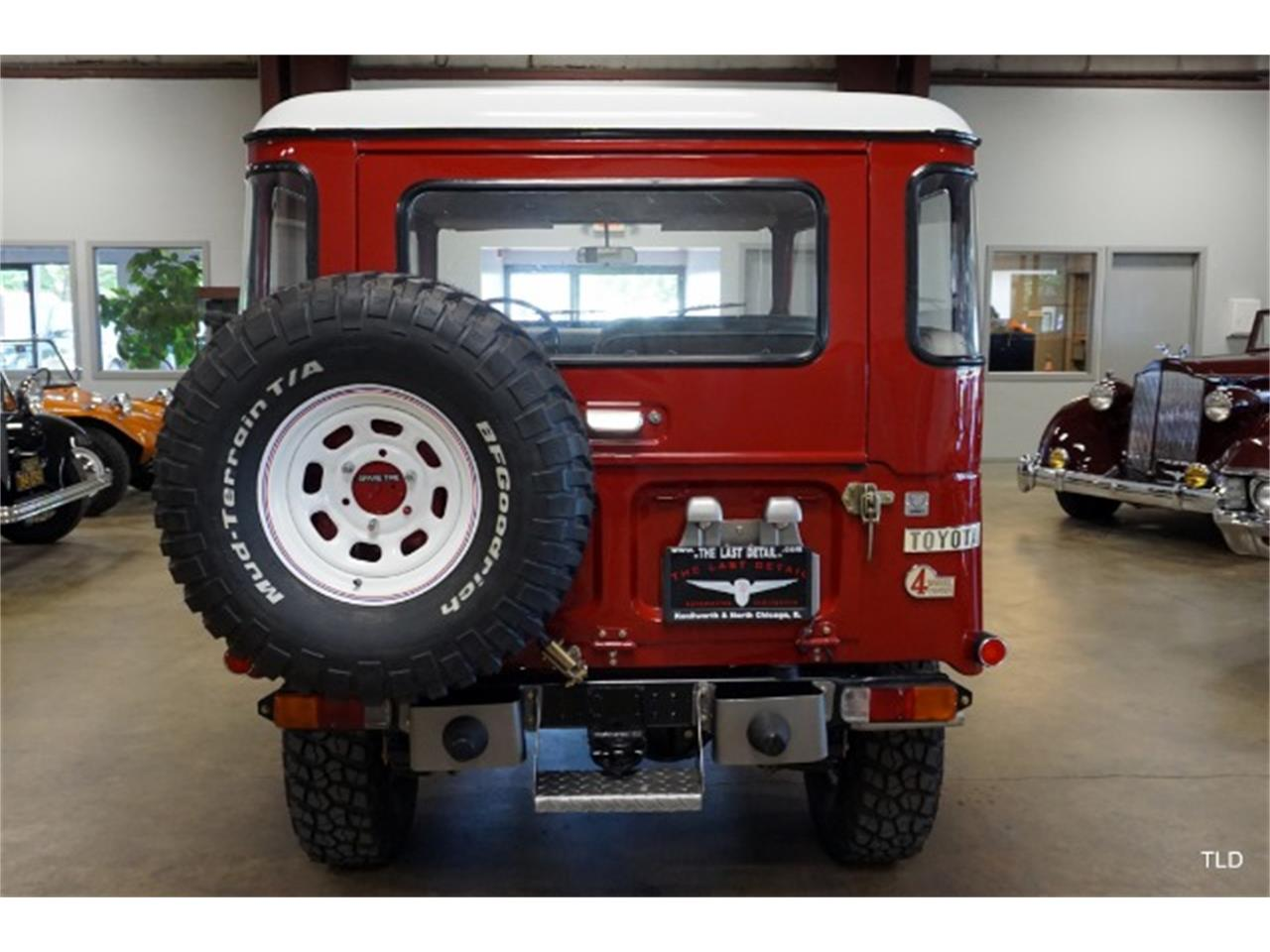 Large Picture of 1978 Land Cruiser FJ located in Illinois - $42,000.00 - QK64