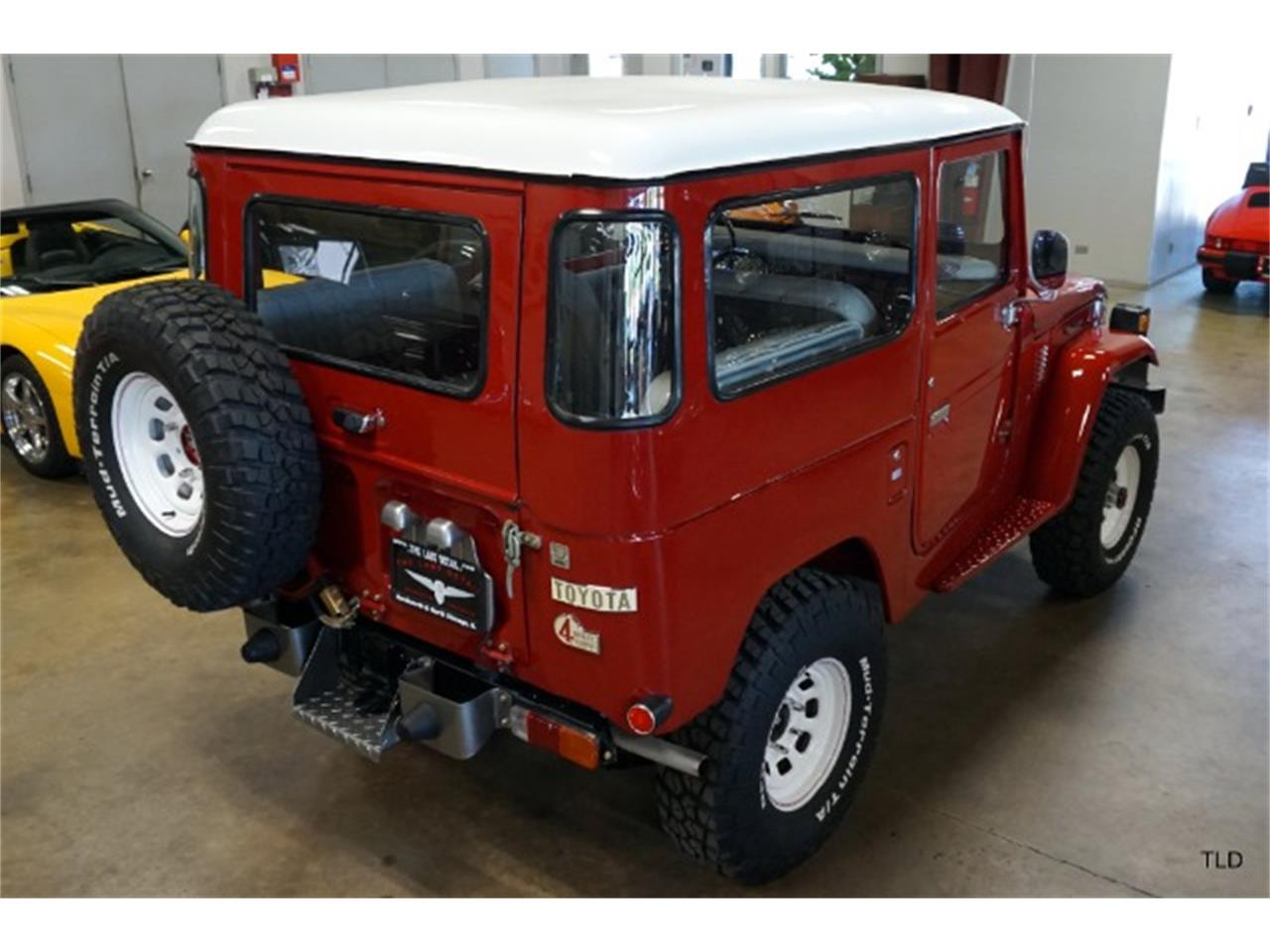 Large Picture of '78 Land Cruiser FJ located in Chicago Illinois - $42,000.00 - QK64
