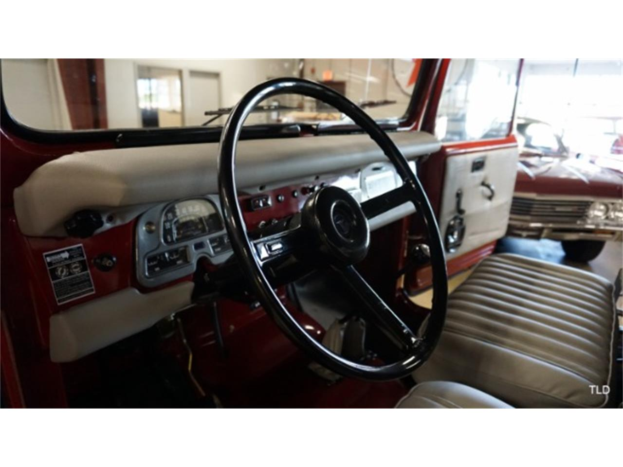 Large Picture of '78 Land Cruiser FJ located in Illinois Offered by The Last Detail - QK64