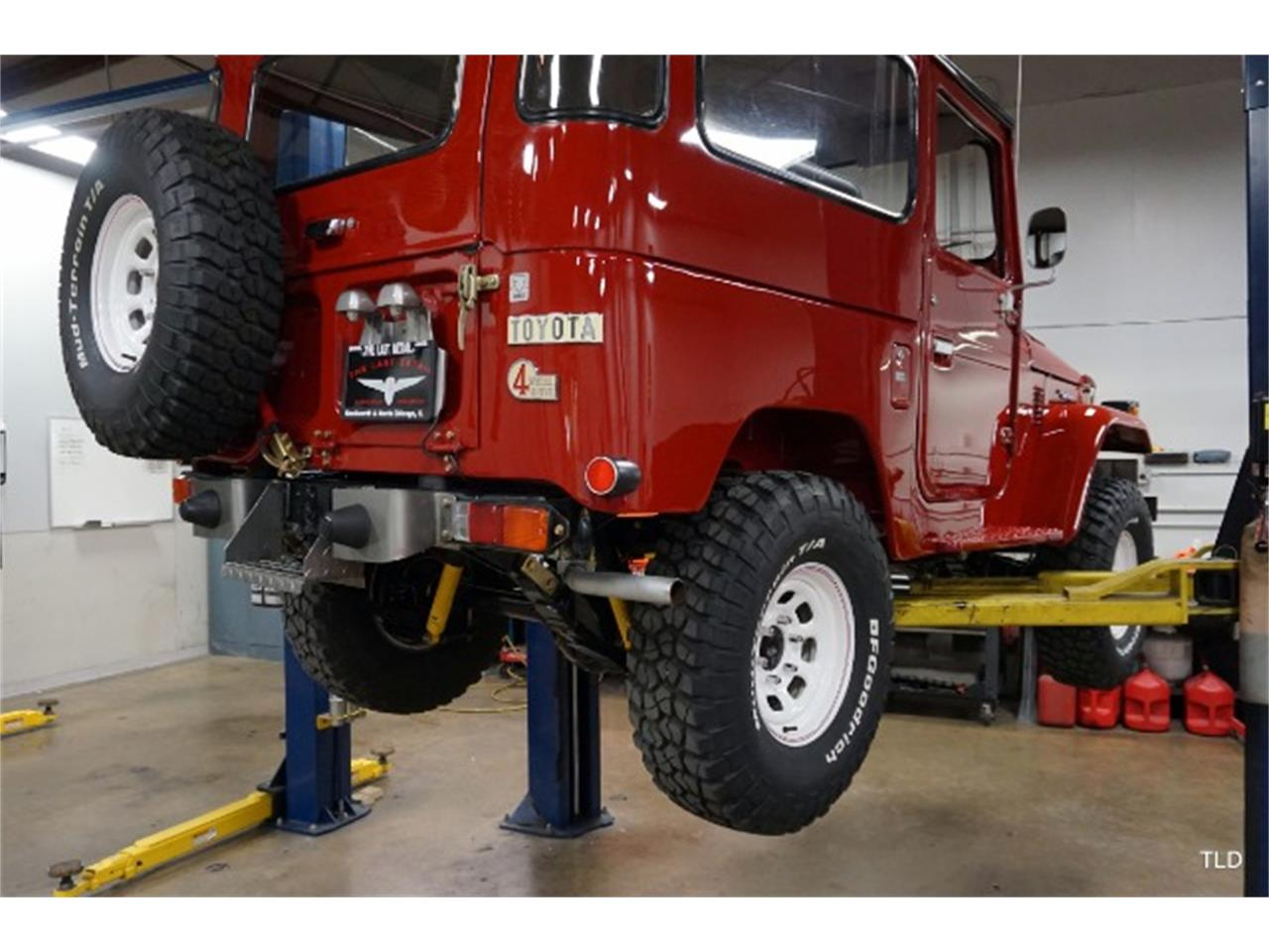 Large Picture of 1978 Toyota Land Cruiser FJ located in Chicago Illinois - $42,000.00 Offered by The Last Detail - QK64
