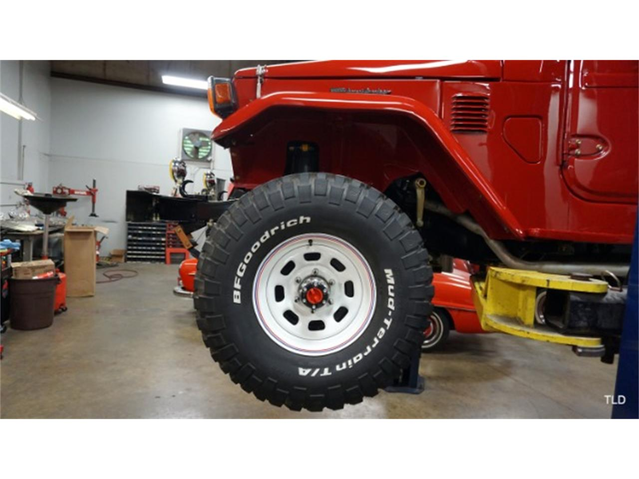 Large Picture of '78 Toyota Land Cruiser FJ located in Chicago Illinois - $42,000.00 Offered by The Last Detail - QK64