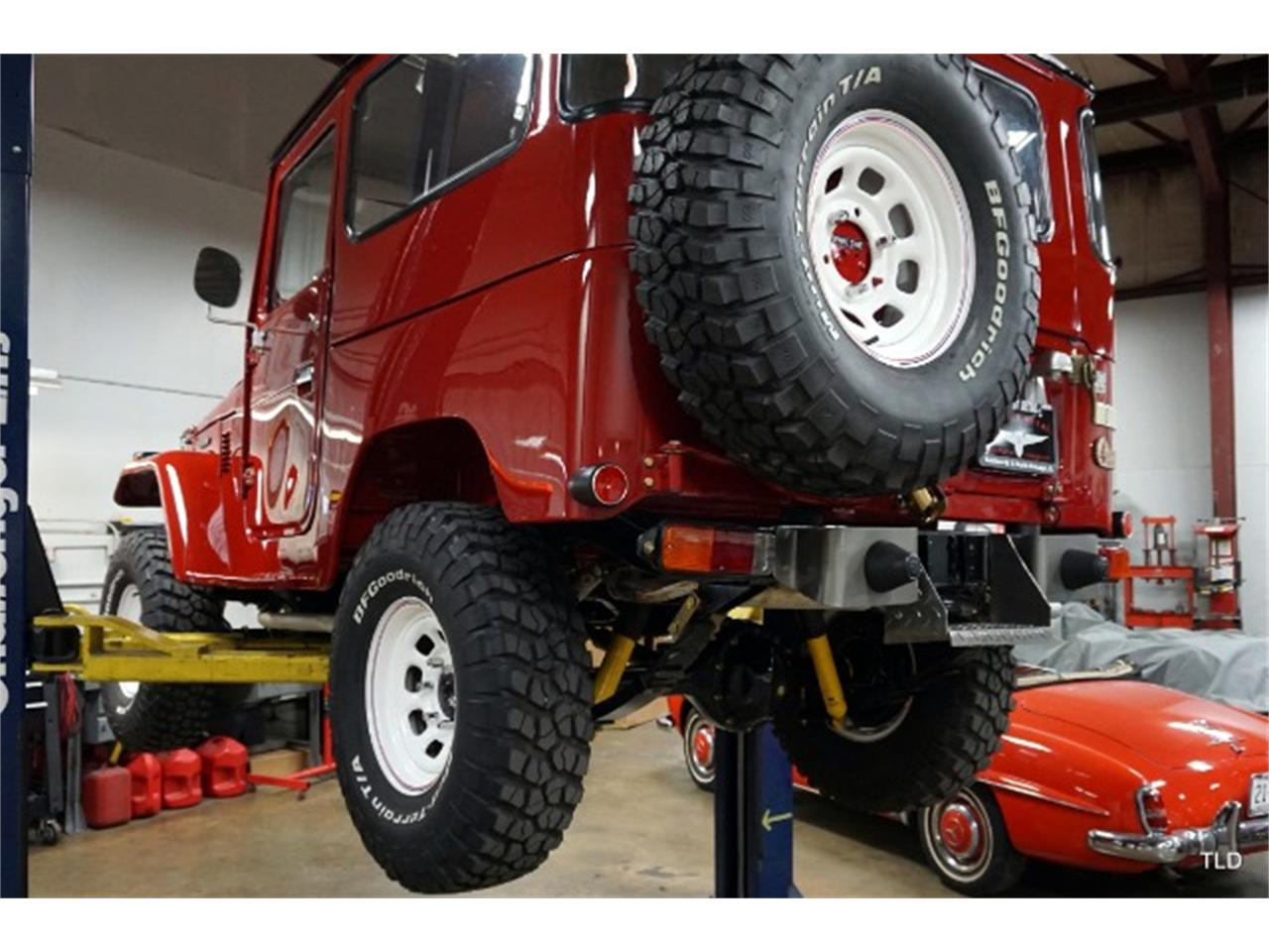 Large Picture of 1978 Toyota Land Cruiser FJ located in Chicago Illinois - $42,000.00 - QK64