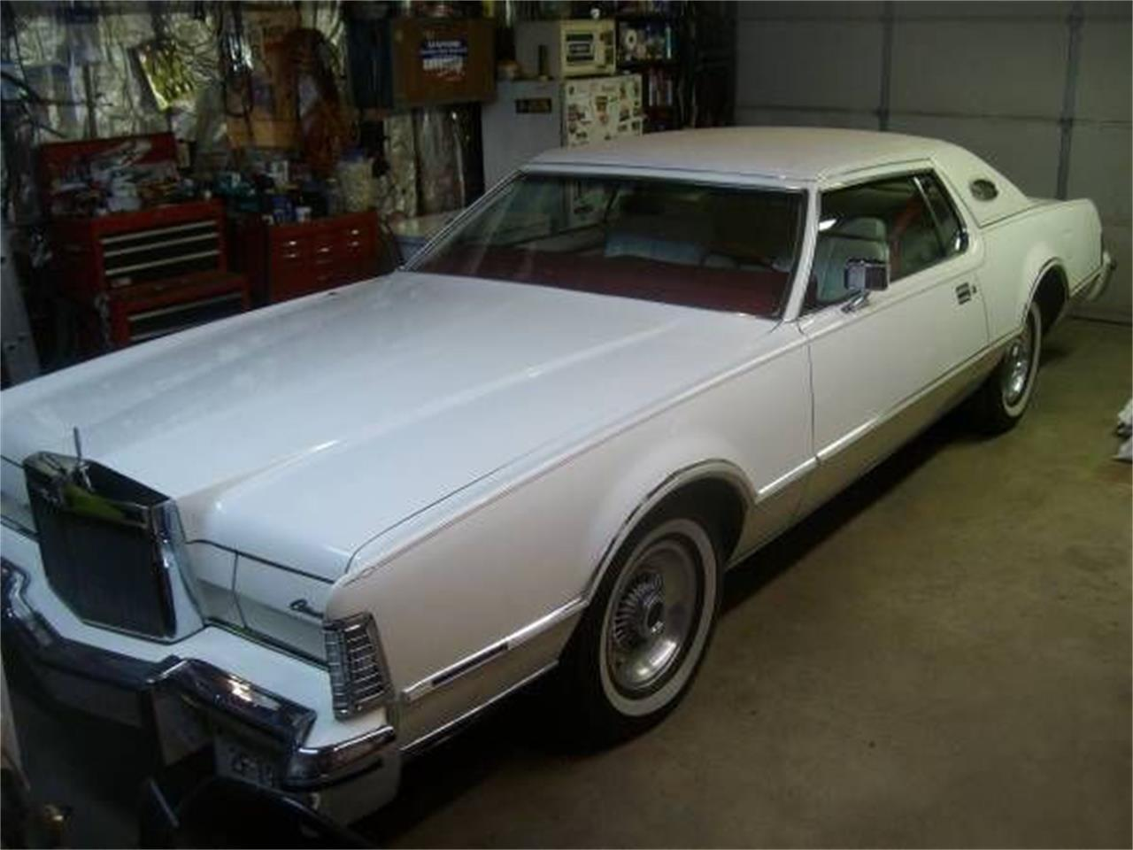Large Picture of '76 Continental - QK65