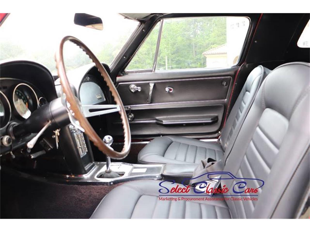Large Picture of '66 Corvette - QDS9