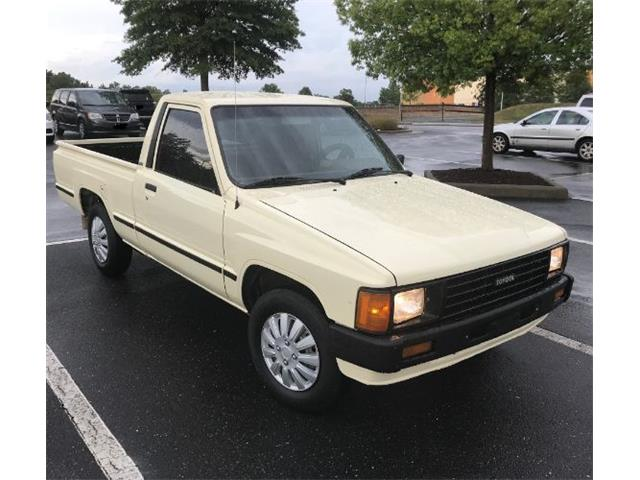 Classic Toyota Pickup for Sale on ClassicCars com on ClassicCars com