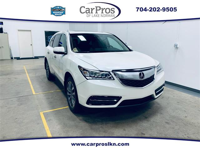 Picture of '16 MDX - QK6N