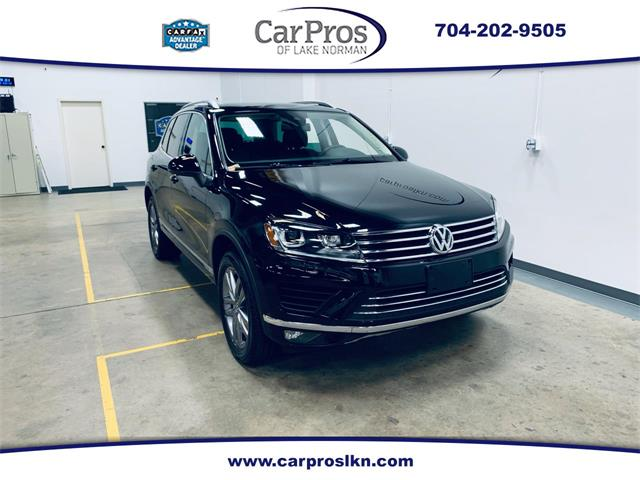 Picture of '16 Touareg - QK6S