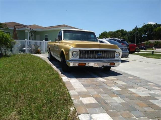 Picture of '72 C10 located in Cadillac Michigan - $11,495.00 Offered by  - QK6V