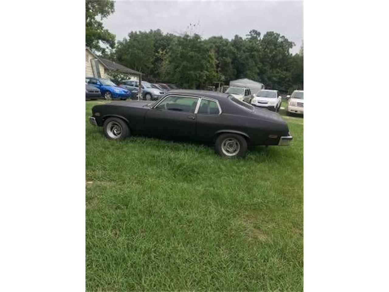 Large Picture of '73 Nova - QK6Y