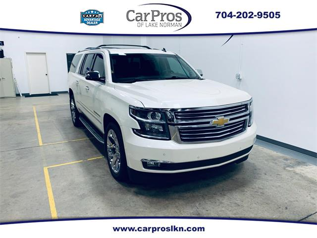 Picture of '15 Suburban - QK77
