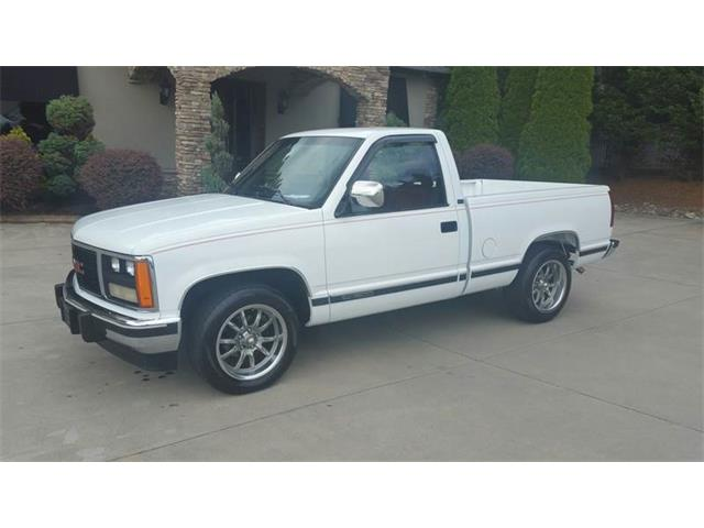 Picture of '89 GMC Sierra 1500 located in Taylorsville North Carolina Offered by  - QK7E
