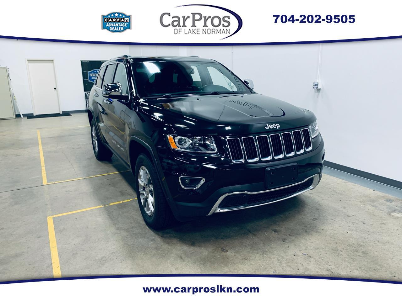 Large Picture of 2015 Jeep Grand Cherokee - $26,240.00 Offered by Car Pros of Lake Norman - QK7I
