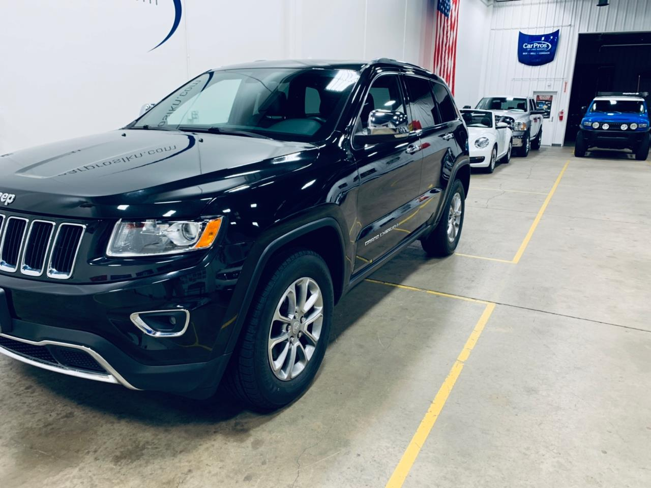 Large Picture of '15 Grand Cherokee located in North Carolina - $26,240.00 - QK7I