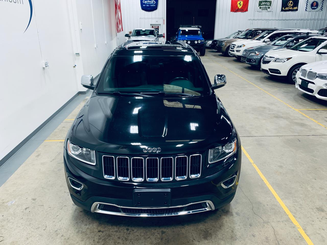 Large Picture of 2015 Jeep Grand Cherokee located in North Carolina - QK7I