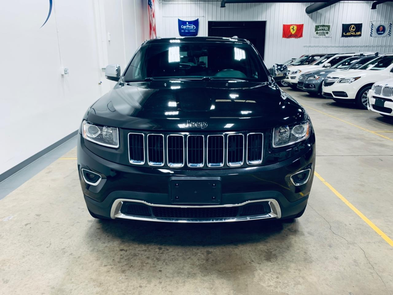 Large Picture of '15 Grand Cherokee located in Mooresville North Carolina - $26,240.00 Offered by Car Pros of Lake Norman - QK7I