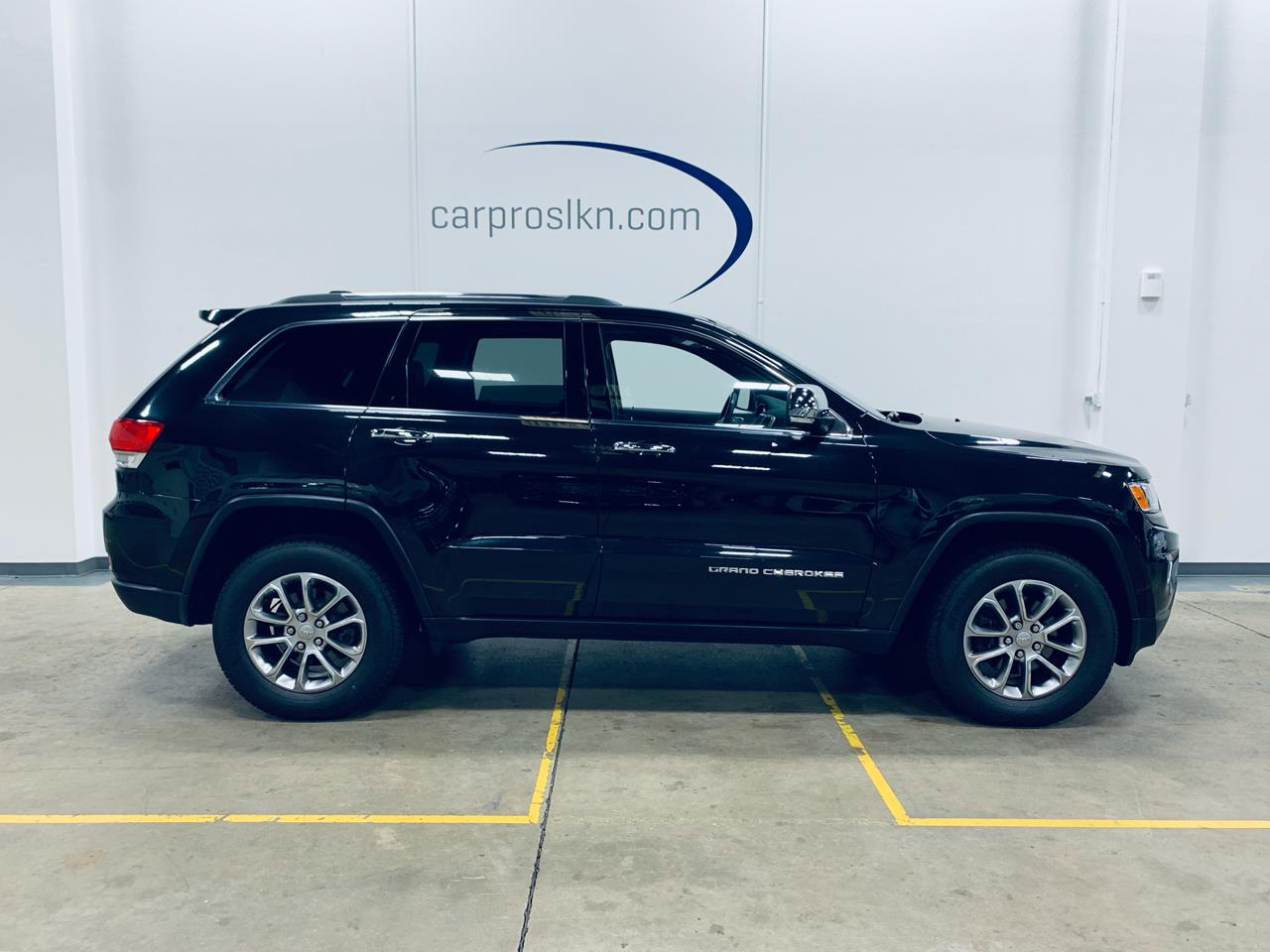 Large Picture of 2015 Jeep Grand Cherokee - QK7I