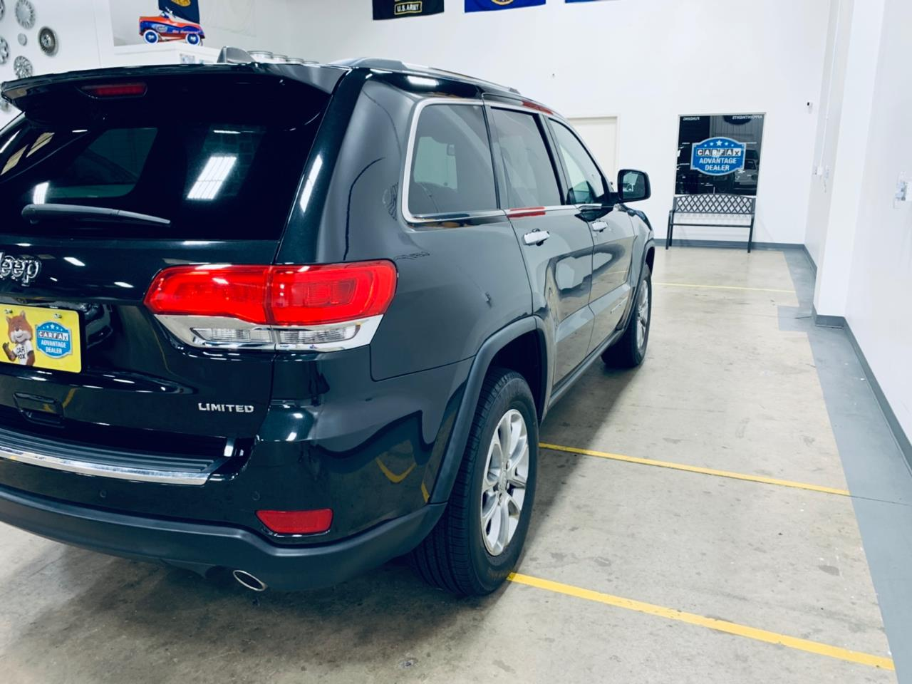Large Picture of '15 Jeep Grand Cherokee Offered by Car Pros of Lake Norman - QK7I