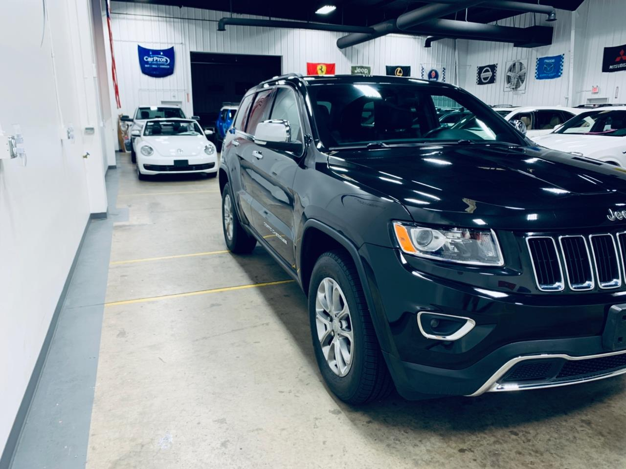 Large Picture of 2015 Grand Cherokee - $26,240.00 - QK7I