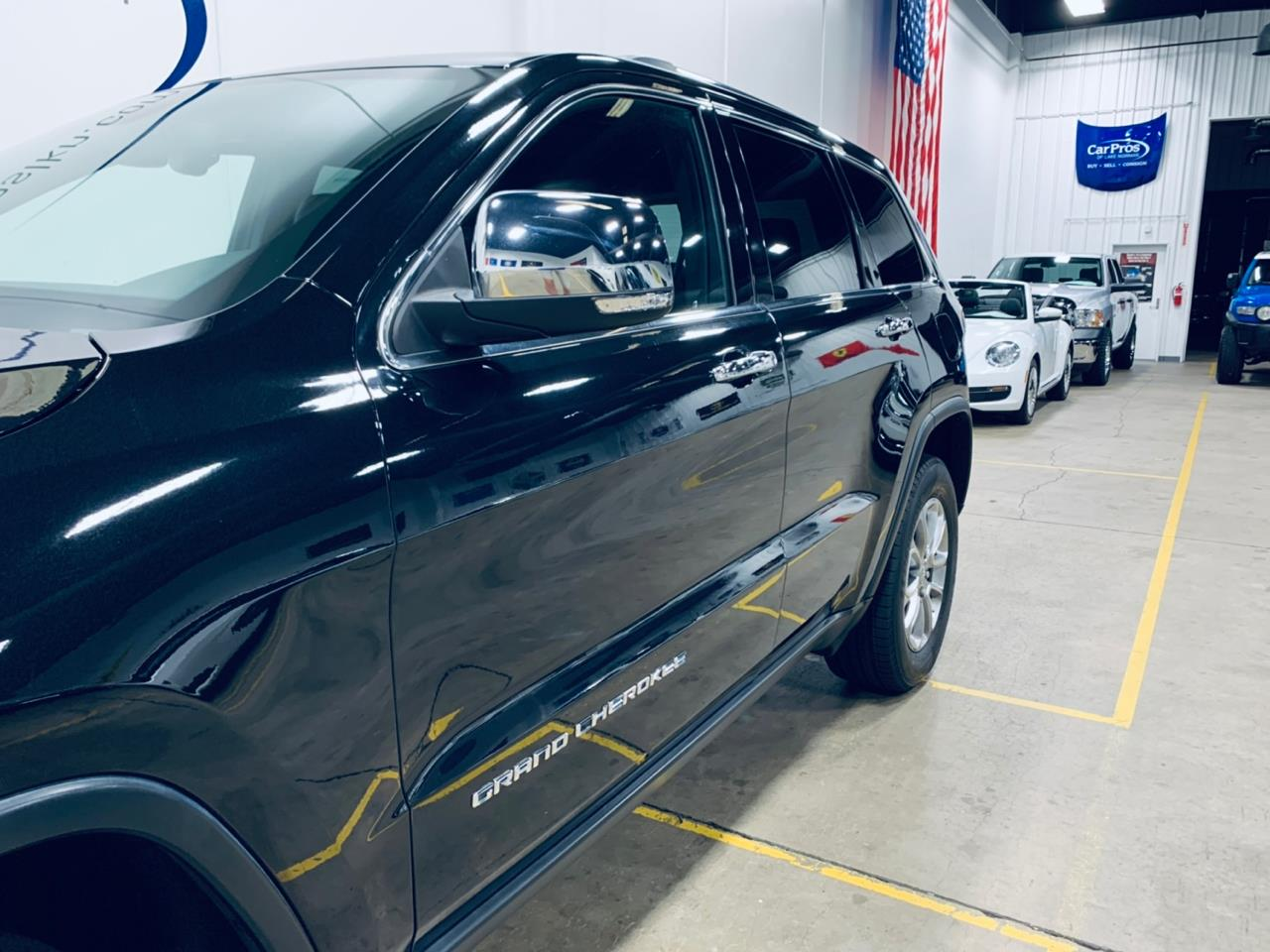 Large Picture of '15 Jeep Grand Cherokee located in North Carolina Offered by Car Pros of Lake Norman - QK7I