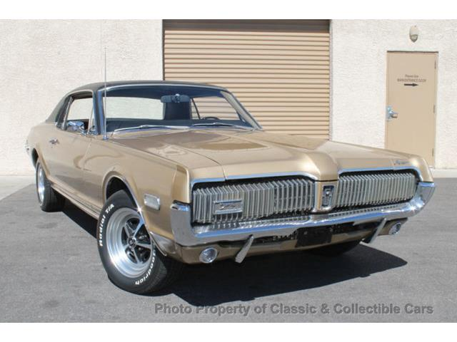 Picture of '68 Cougar - QK7J