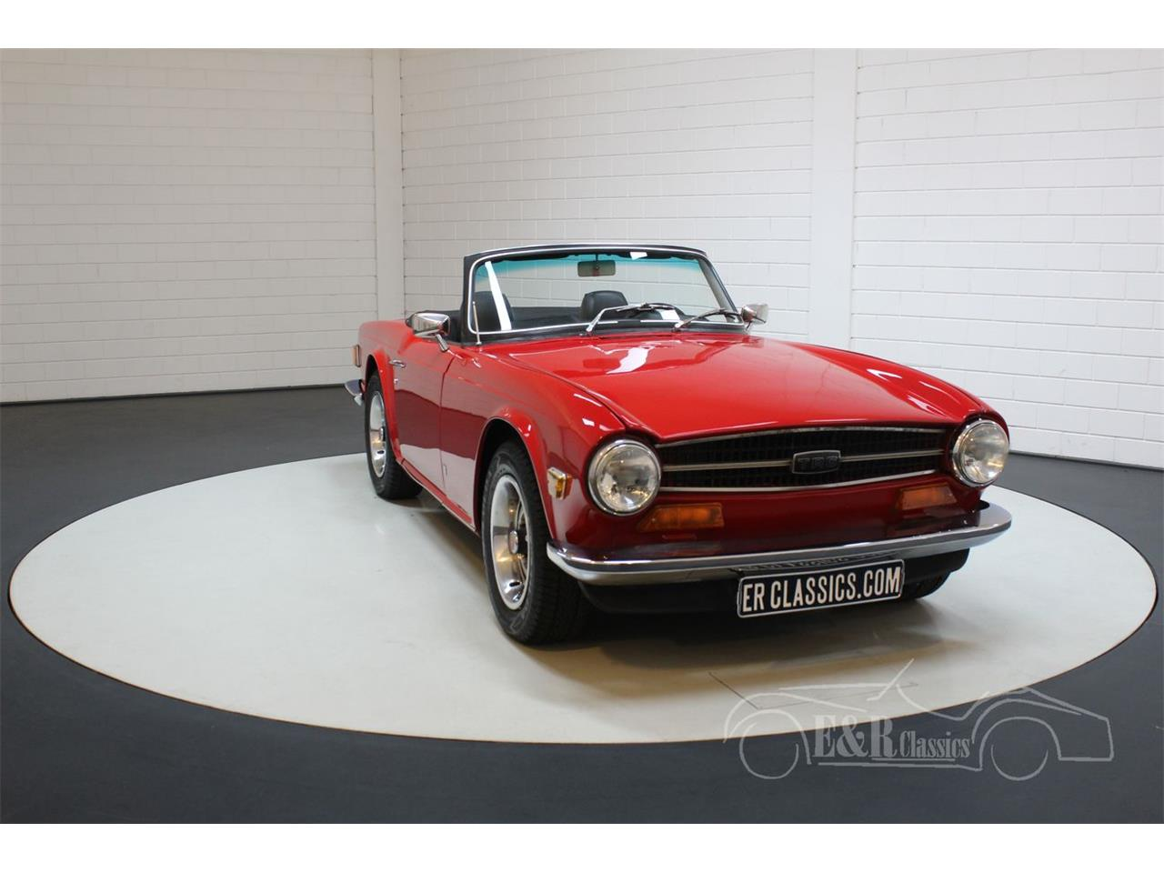 Large Picture of '70 TR6 - QK7V