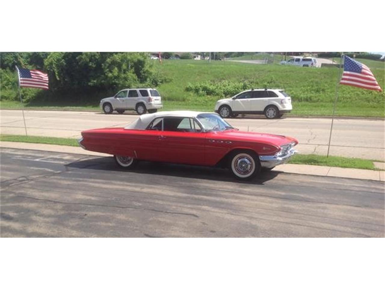 Large Picture of '61 LeSabre - QK81