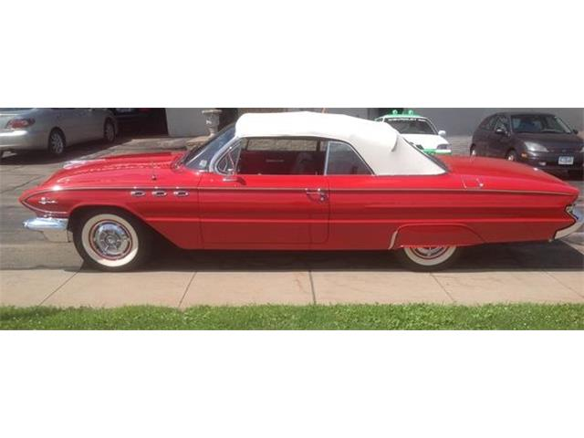 Picture of Classic 1961 LeSabre located in Dubuque  Iowa Offered by a Private Seller - QK81