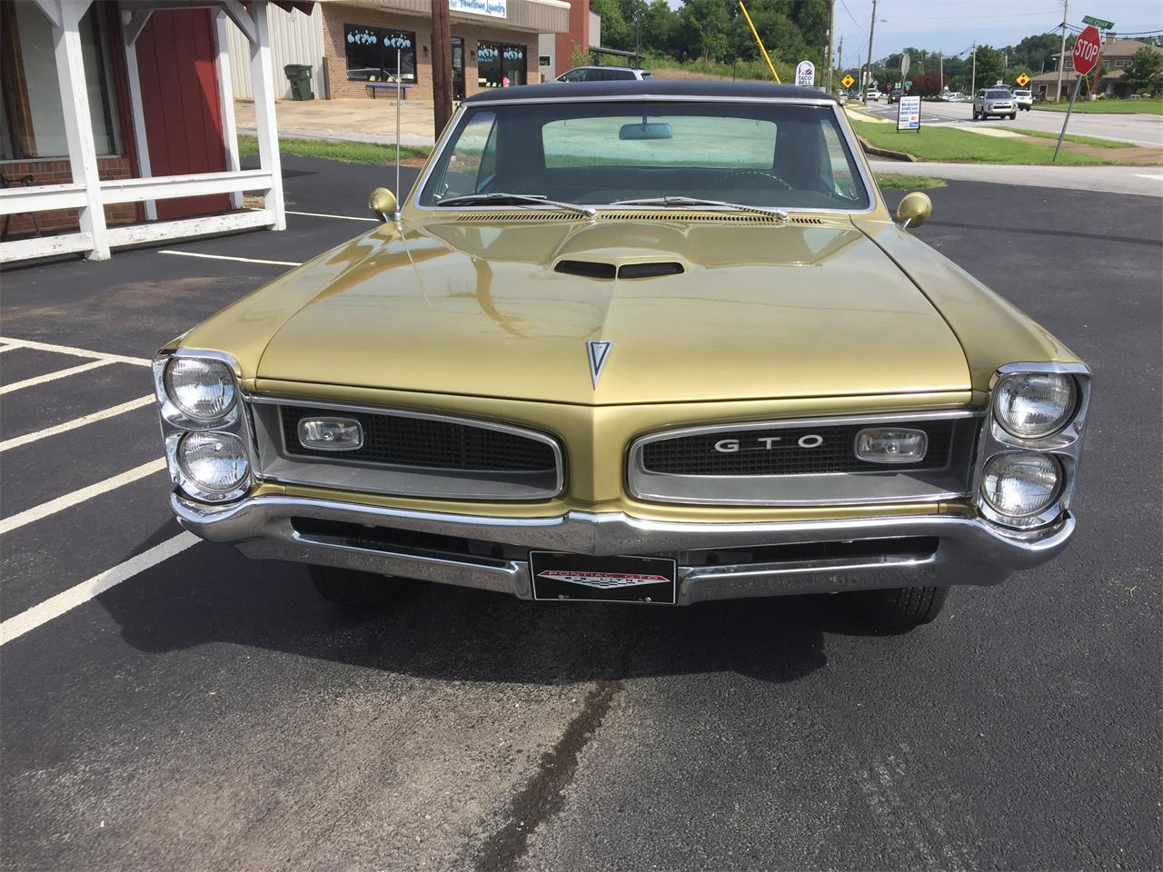 Large Picture of '66 GTO - QK8D