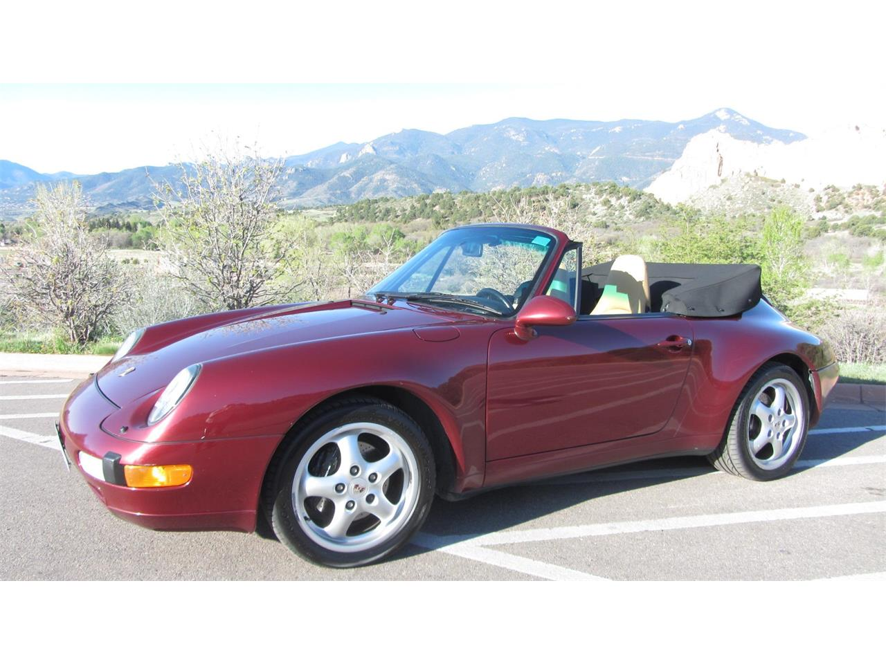 Large Picture of '97 911 Carrera - QDSG