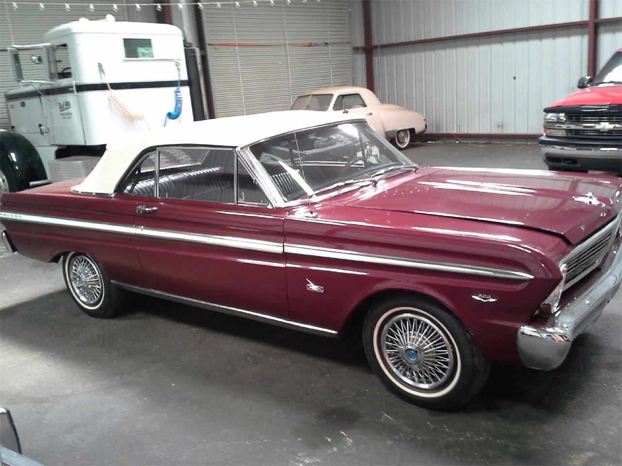 Large Picture of '64 Falcon - QK8H