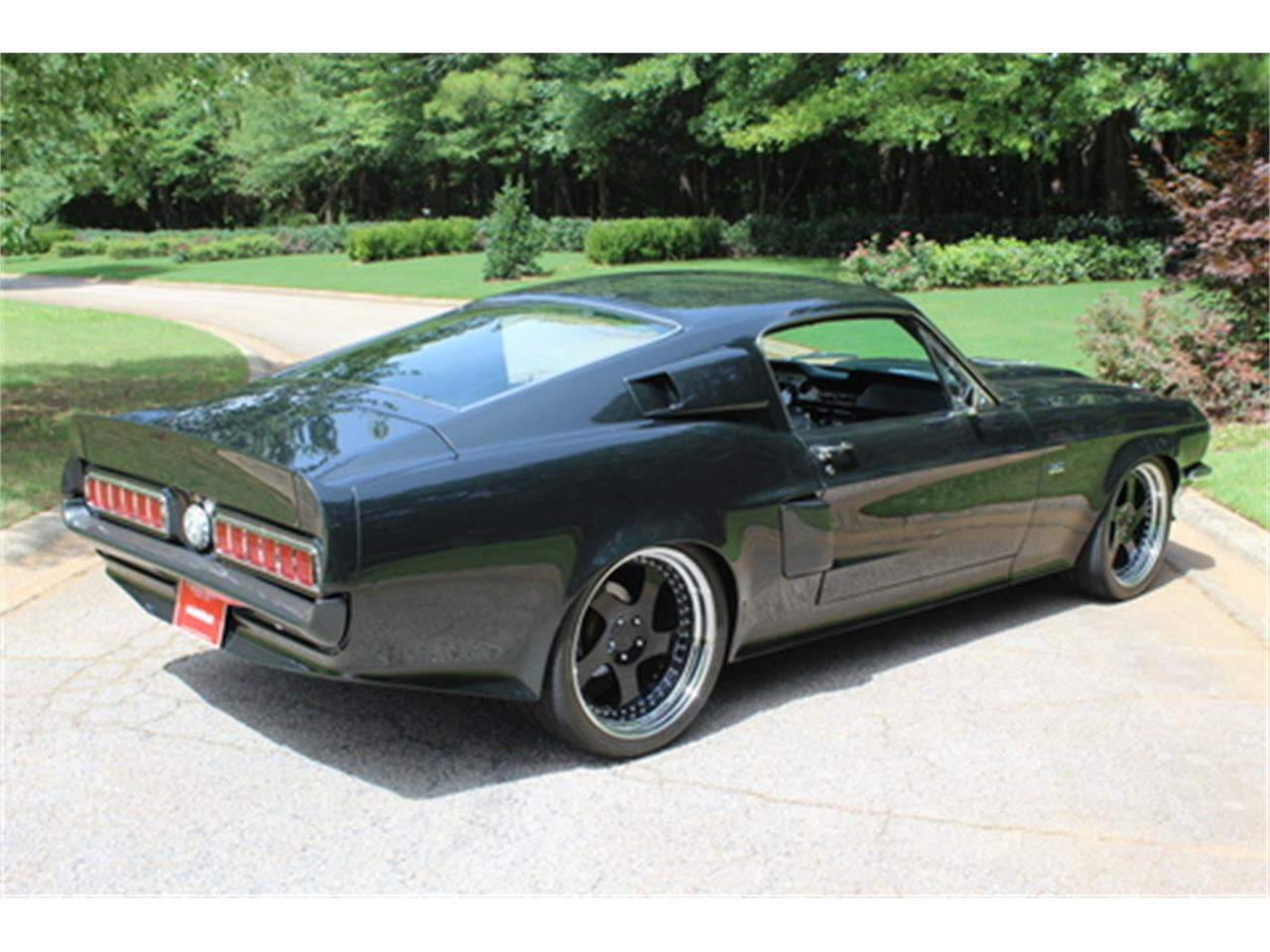 Large Picture of '67 Mustang - QK8L