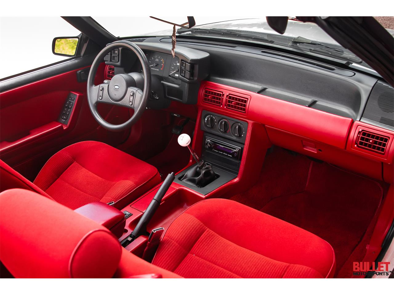 Large Picture of '88 Mustang - QK8M