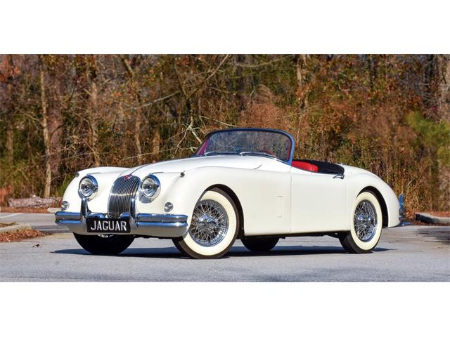 Picture of '58 XK150 - QK8T
