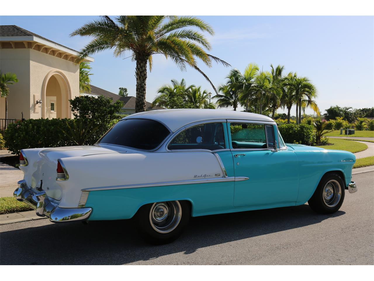 Large Picture of '55 Bel Air - QK92