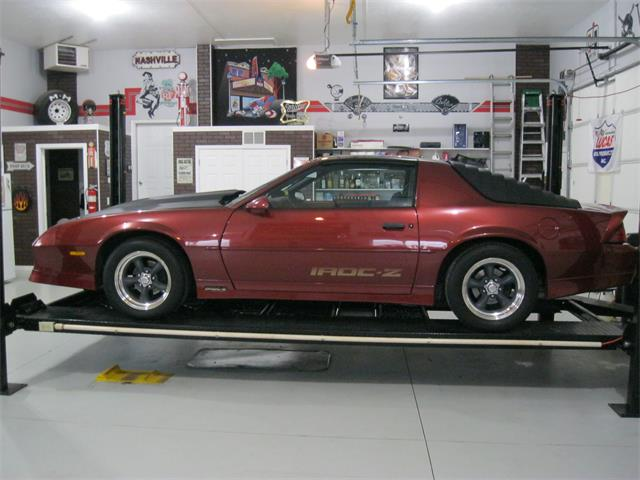 Picture of '88 Camaro IROC Z28 - QK93