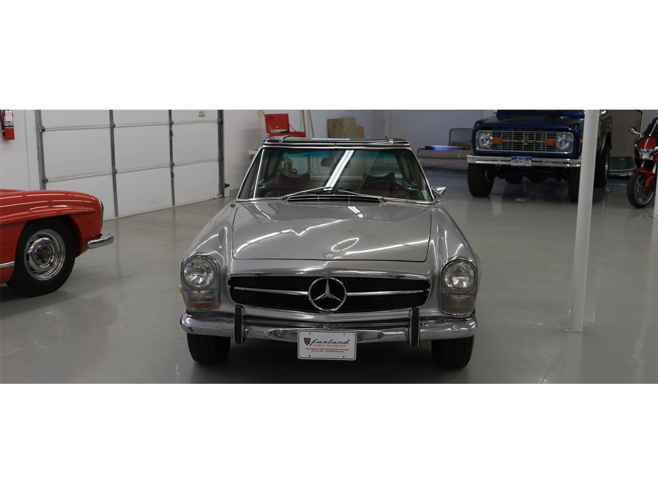 Large Picture of '69 280SL - QK95