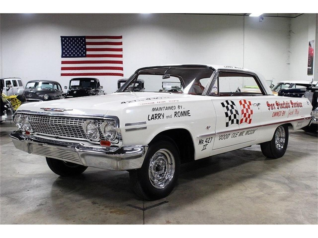 Large Picture of Classic 1963 Chevrolet Impala located in Michigan Offered by a Private Seller - QK96