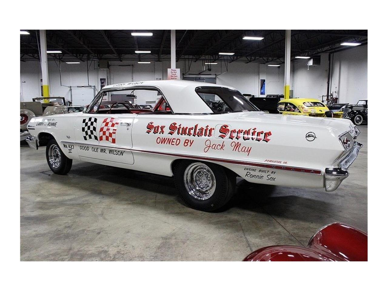 Large Picture of Classic '63 Impala - QK96