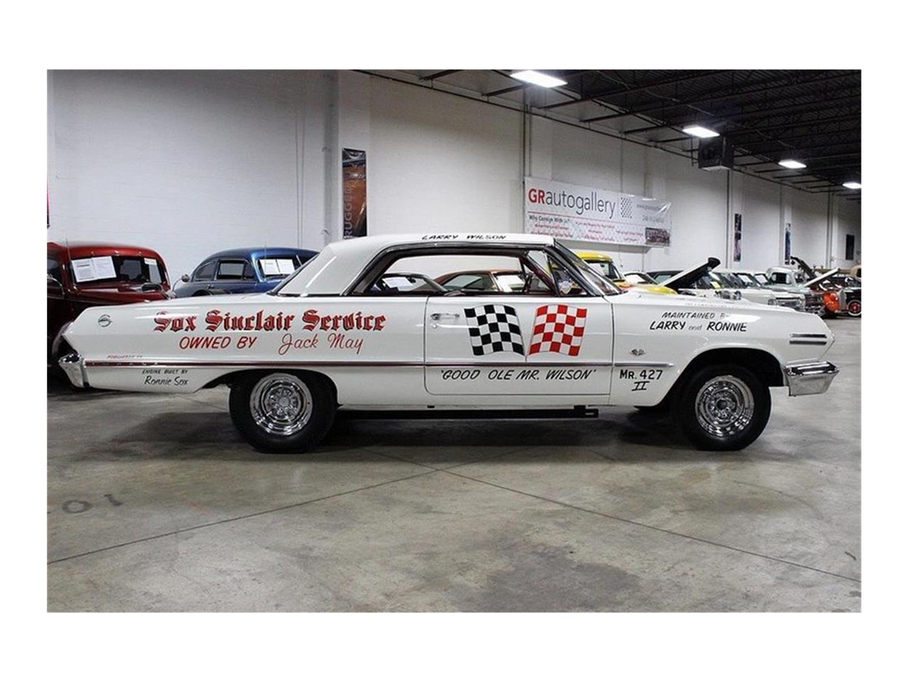 Large Picture of '63 Impala Offered by a Private Seller - QK96