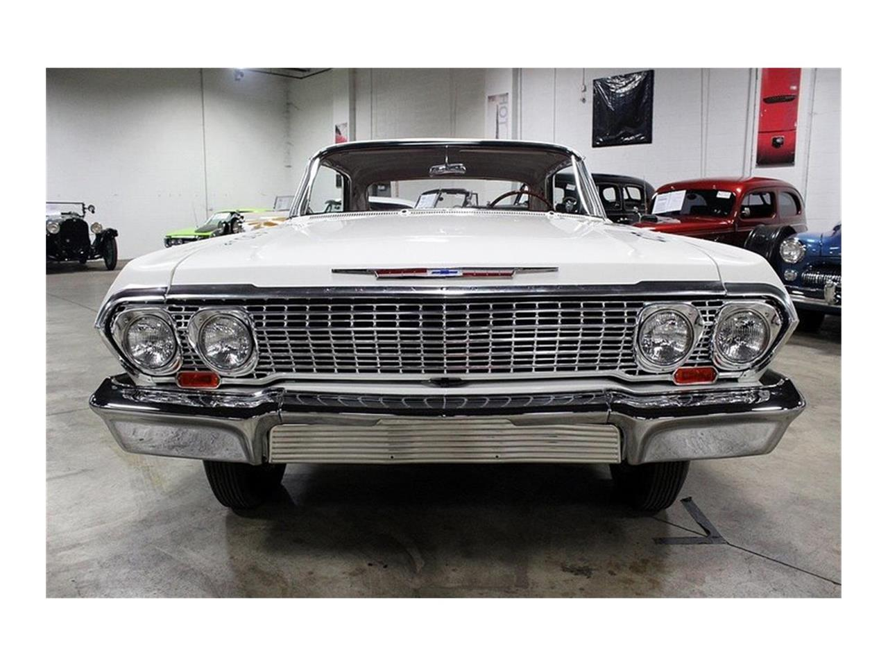 Large Picture of Classic '63 Chevrolet Impala located in Sterling Heights Michigan - $360,000.00 Offered by a Private Seller - QK96