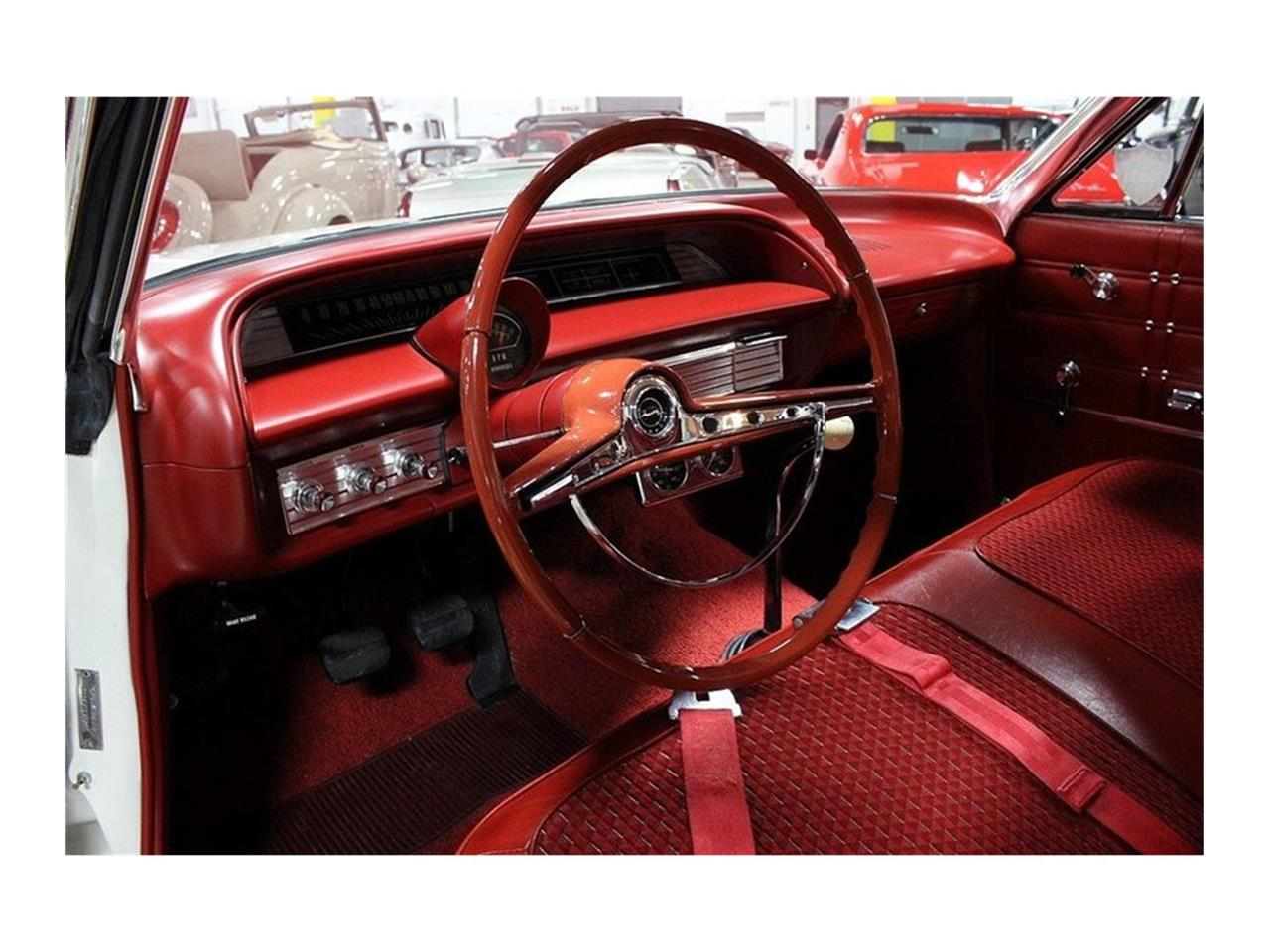 Large Picture of 1963 Chevrolet Impala Offered by a Private Seller - QK96