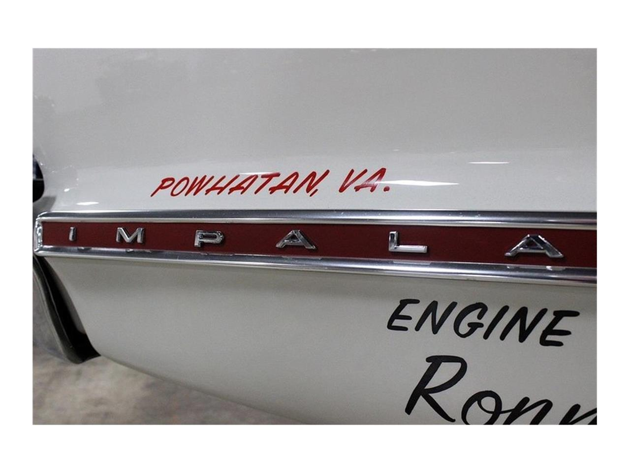 Large Picture of Classic 1963 Chevrolet Impala - $360,000.00 Offered by a Private Seller - QK96