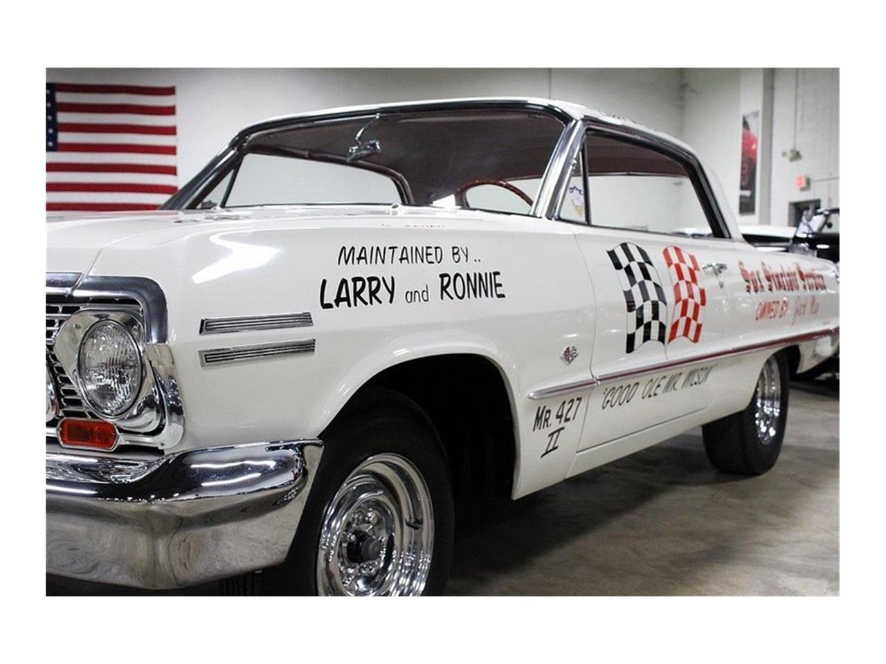 Large Picture of 1963 Chevrolet Impala - $360,000.00 - QK96