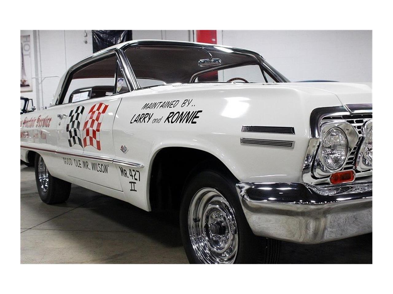 Large Picture of 1963 Chevrolet Impala located in Michigan Offered by a Private Seller - QK96