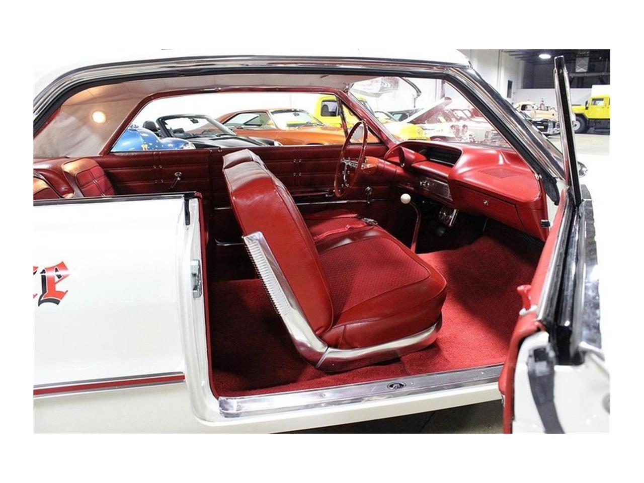 Large Picture of Classic 1963 Impala located in Sterling Heights Michigan - $360,000.00 - QK96