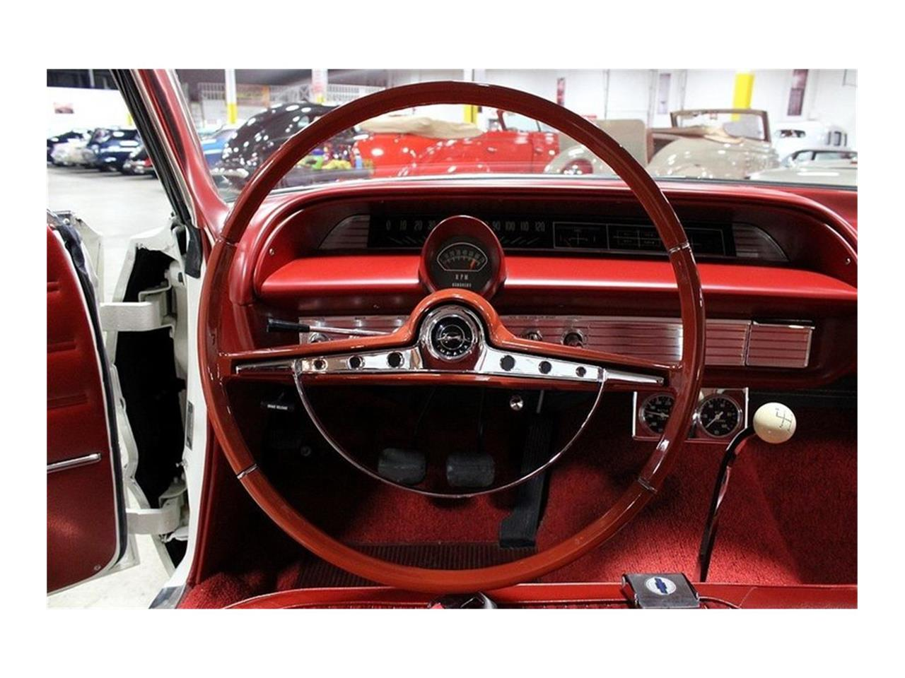 Large Picture of 1963 Chevrolet Impala located in Sterling Heights Michigan - QK96