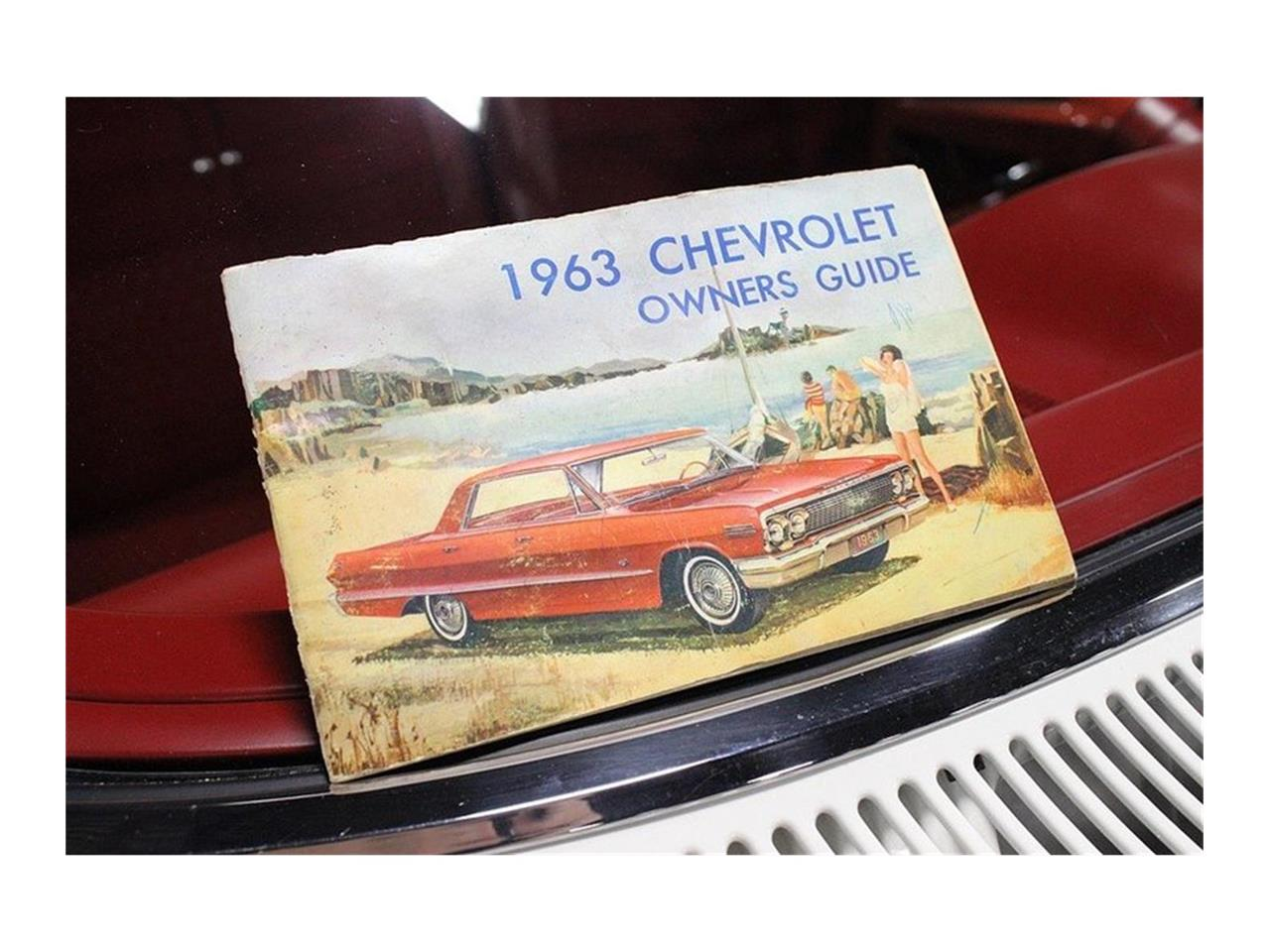 Large Picture of Classic '63 Impala located in Sterling Heights Michigan Offered by a Private Seller - QK96